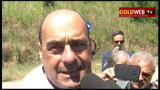 Marcianise. Vicenda JABIL. Segr. Pd Zingaretti: Noi qui perchè non abbandoniamo gli operai...
