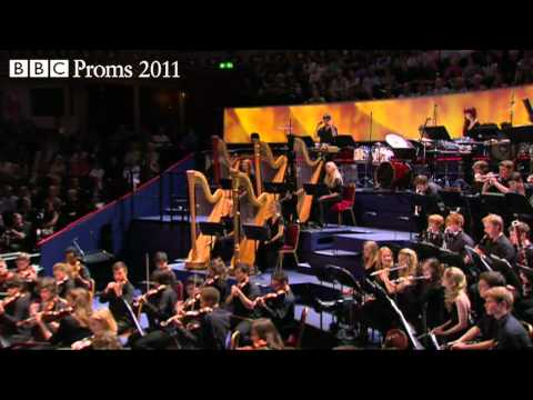 BBC Proms 2011: Gabriel Prokofiev - Concerto for Turntables and Orchestra