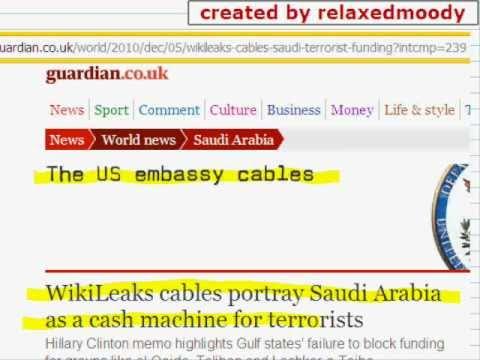 Wikileaks - Are Saudi Arabia & the Arab Gulf states funding terrorism ?