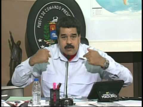 """Maduro: """"Bienvenida las opiniones y sugerencias para perfeccionar las OLP"""""""