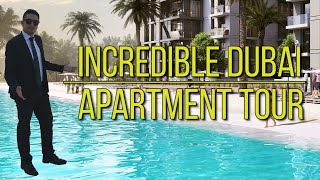 Tour of an incredible apartment at District One in Dubai!