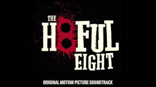 the hateful eight soundtrack 110 lbs of drums the rondells my rendition