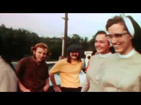 Hippies Woodstock