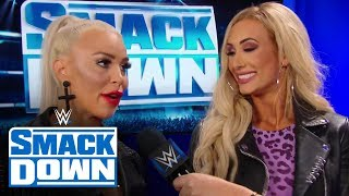 Carmella and Dana Brooke declare for the Women's Royal Rumble Match: SmackDown, Jan. 24, 2020