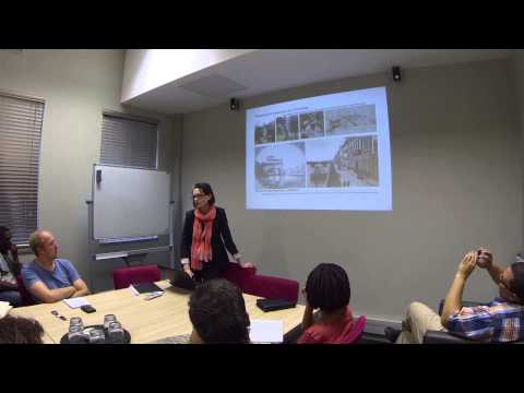 Claire Abrahamse at the SU-KU Leuven Think Tank 2015 (FULL LENGTH)