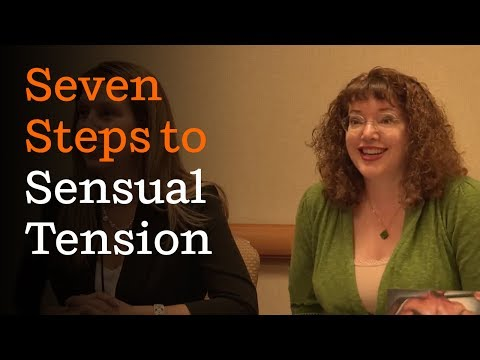 Seven Steps to Sensual Tension Panel | RT Booklovers Convention 2017
