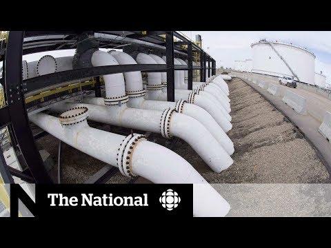 Pipeline politics split B.C. and Alberta