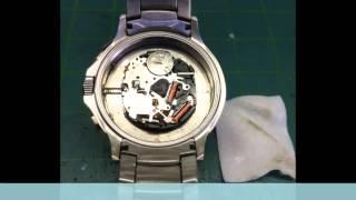 시계건전지교체 엠포리오알마니건전지 ar 0636 watch battery