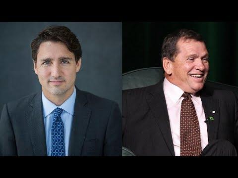 Frank McKenna: Justin Trudeau's Man Behind the Oil Sands