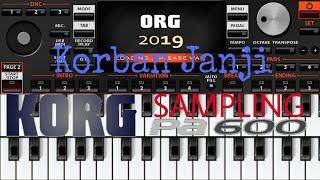 Chords For Korban Janji Set Style Org 2019