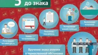 К сдаче нормативов ГТО будут допускаться только те, кто зарегистрировался на сайте gto.ru