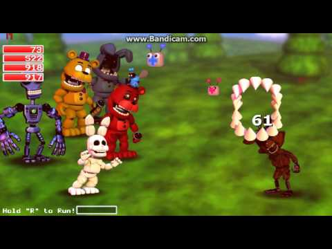 fnaf world simulator demo 2 apk