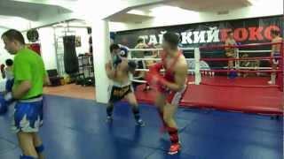 видео Тайский бокс Москва