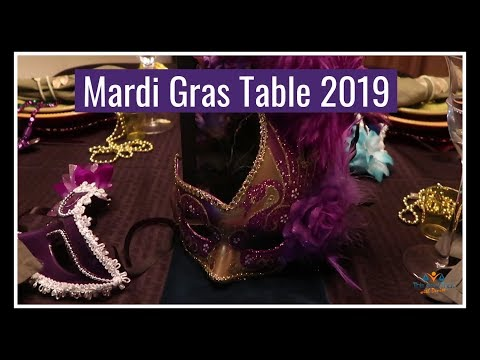 Diy Mardi Gras Decorations