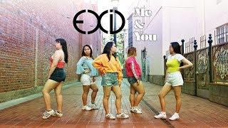 EXID (이엑스아이디) -  ME&YOU Dance Cover [PARANG]
