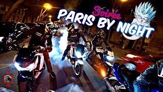 PARIS BY NIGHT - Une Moto Qui Parle