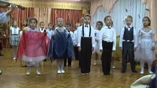 видео Музыкальная гостиная в детском саду