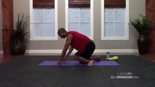 Yoga workout for flexibility with John - 60 Minutes
