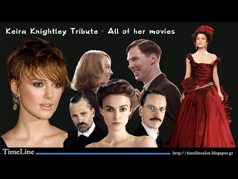 Keira Knightley Tribute - All of her movies