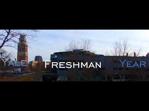 Yale: Freshman Year