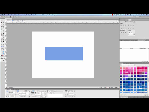 Fireworks CS6 - How To Create Rollover Buttons