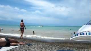 Алаколь (отдых на озере Алаколь Казахстан)(Видео снято на фотоаппарат Canon Ixus 115 HS ( не зеркалка, мыльница), смонтировано в программе Sony Vegas Pro 11., 2013-02-24T16:57:05.000Z)