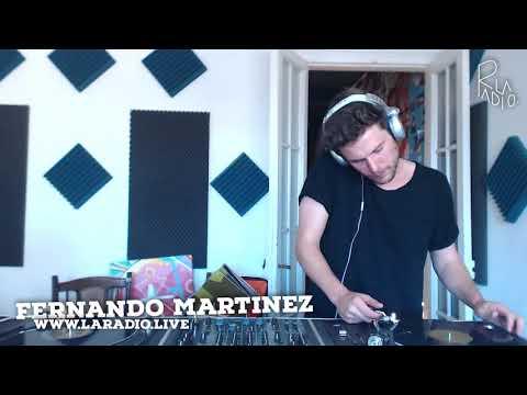 La Radio live #075 Fernando Martinez