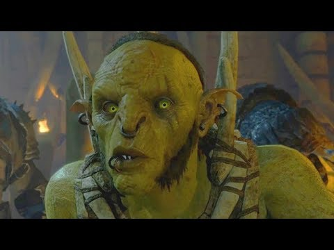 Ratbag's Story (Shadow of Mordor, Shadow of War Games) 1080p HD