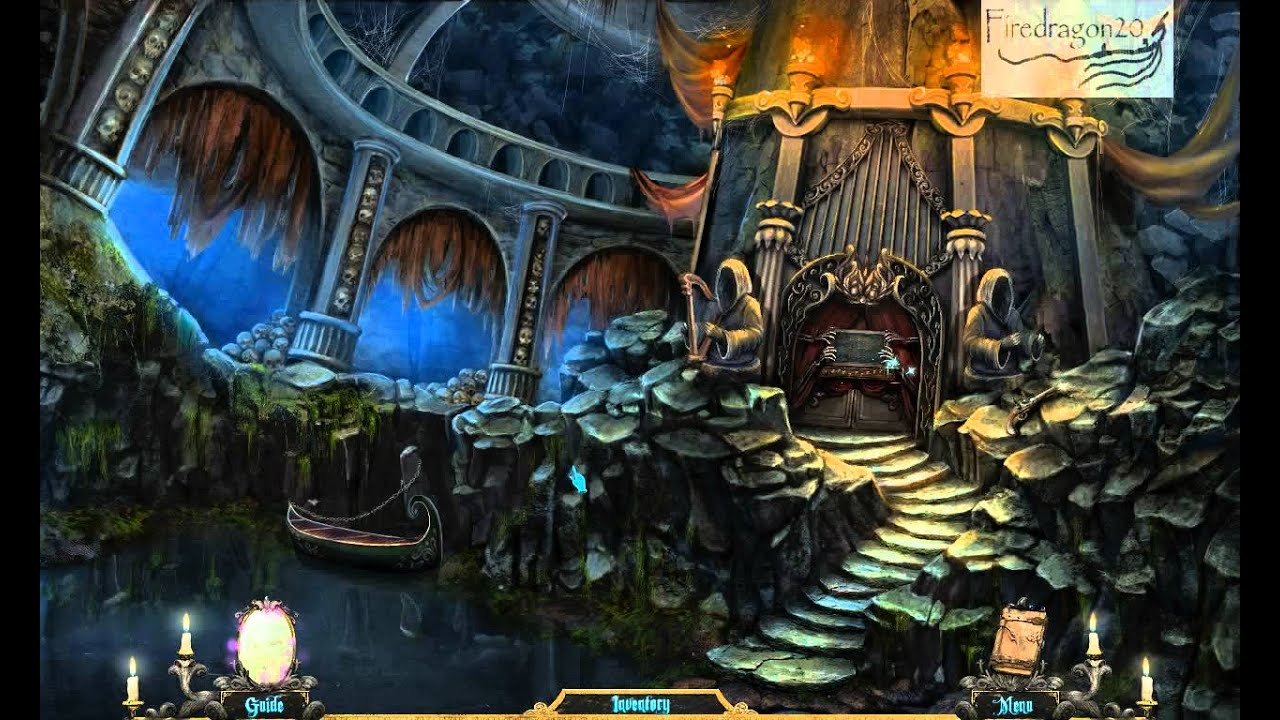 Mystery legends phantom of the opera bonus game youtube