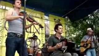 "The Lost Bayou Ramblers - ""Walker Special"" - Cajun-Zydeco Festival, 6/12/10"