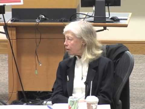 Ethics and the Professions: Deborah Rhode (Law)