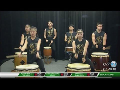 Pacific Buddhist Academy to Host 12th Annual Taiko Festival