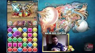 puzzle and dragons awoken sakuya vs challenge 7 level 10