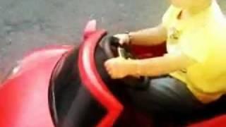 Talha-Etem´s erstes Auto :)