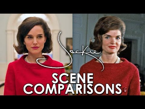 Jackie (2016) - scene comparisons