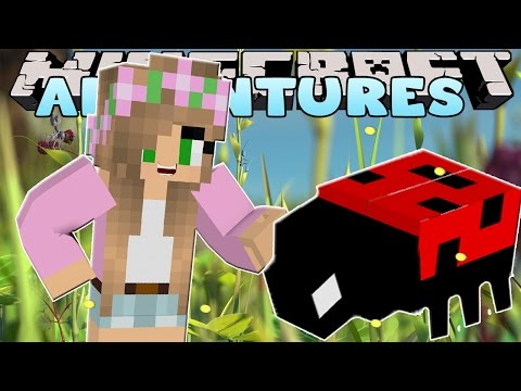 Minecraft - Little Kelly Adventures : GOING TO THE SECRET GARDEN!