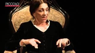 La belle joyeuse al Piccolo Teatro Grassi. Intervista a Anna Bonaiuto
