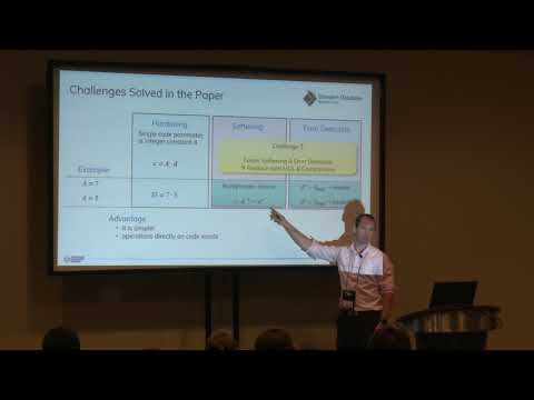 Till Kolditz, TU Dresden, AHEAD: Adaptable Data Hardening for On-the-Fly Hardware Error Detection