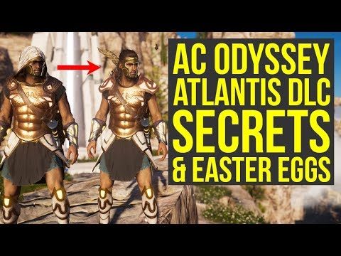 Assassin S Creed Odyssey Atlantis Dlc Secrets Things You Have