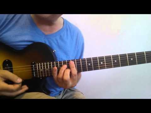 Guitar Lesson - Brown Sugar (Rolling Stones)