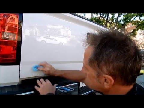 Truck Debadging Chevy Silverado And Candid Talk With Darrens Customer