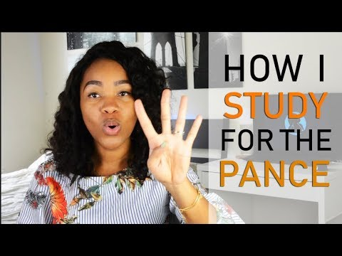 4 Easy Tips on how I Study for the PANCE (Physician Assistant Exam)