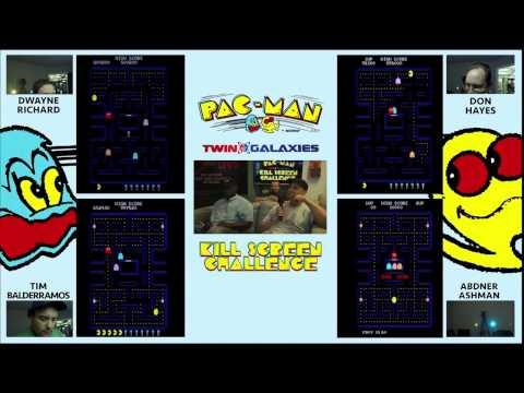 Pac-Man Kill Screen Challenge (FULL)