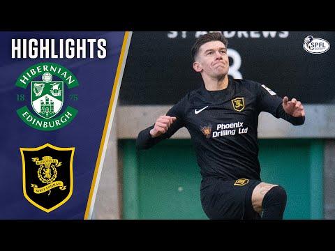 Hibernian Livingston Goals And Highlights