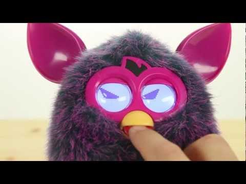 Good Furby vs Bad Furby