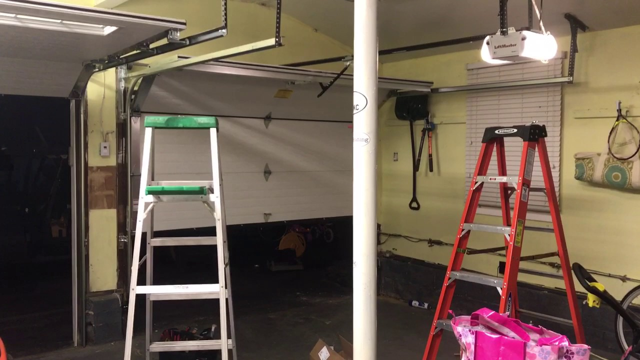 Batoff Garage Doors Installs Wayne Dalton 8500 Doors With