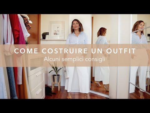 COME COSTRUIRE UN OUTFIT - Alcuni semplici consigli per trovare il proprio stile | Isabella Emme