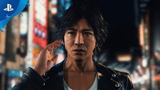 Judgment | Gameplay Trailer | PS4