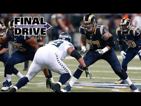 What Does Bringing In Jake Long Mean? | Final Drive | Baltimore Ravens