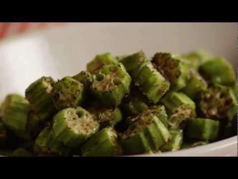 How to Make Roasted Okra   Allrecipes.com